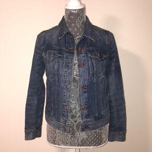 J Crew Jean jacket XS